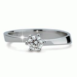 Briliantový prsten Danfil DF1960