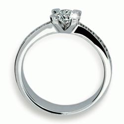 Obrázek č. 1 k produktu: Briliantový prsten Danfil DF1961