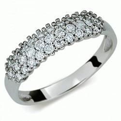 Briliantový prsten Danfil DF1973