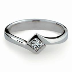 Obrázek č. 1 k produktu: Briliantový prsten Danfil DF1977