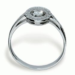 Obrázek č. 1 k produktu: Briliantový prsten Danfil DF1990
