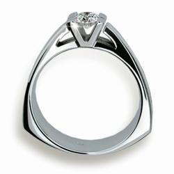 Obrázek č. 1 k produktu: Briliantový prsten Danfil DF1992