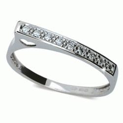 Briliantový prsten Danfil DF2003