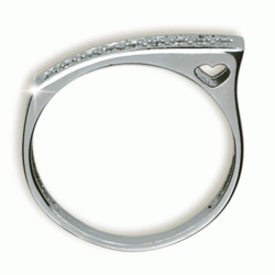 Obrázek č. 1 k produktu: Briliantový prsten Danfil DF2003