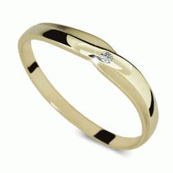 Briliantový prsten Danfil DF2006Z