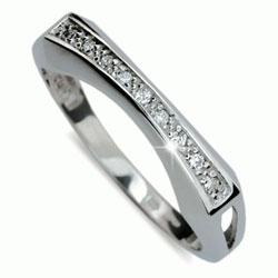 Briliantový prsten Danfil DF2007