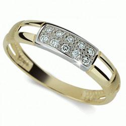 Prsten s brilianty Danfil DF2033Z