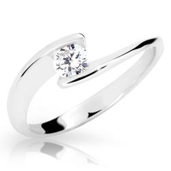 Prsten s brilianty Danfil DF2037