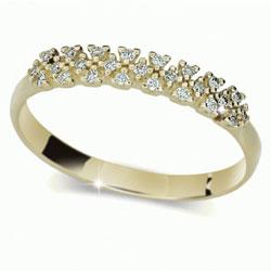 Prsten s brilianty Danfil DF2059
