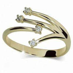 Briliantový prsten Danfil DF2063Z