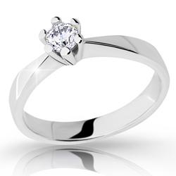 Prsten s brilianty Danfil DF2107