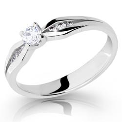 Prsten s brilianty Danfil DF2122