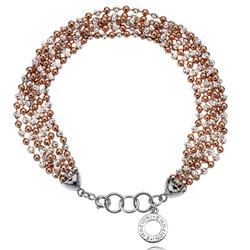 Obrázek è. 6 k produktu: Støíbrný náramek Hot Diamonds Emozioni Plate Bead Luxury