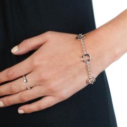 Obrázek è. 4 k produktu: Støíbrný prsten Hot Diamonds Lucky