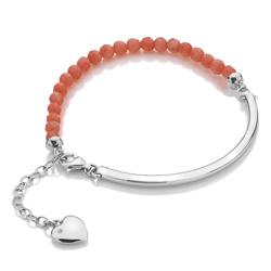 Obrázek è. 2 k produktu: Støíbrný náramek Hot Diamonds Festival Coral