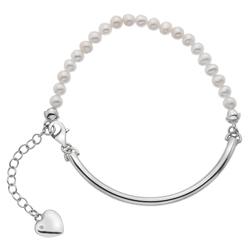 Obrázek è. 2 k produktu: Støíbrný náramek Hot Diamonds Festival Mother of Pearl