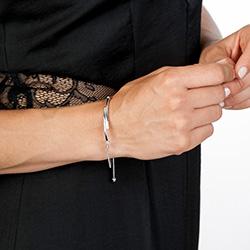 Obrázek è. 4 k produktu: Støíbrný náramek Hot Diamonds Glide