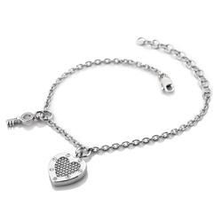 Obrázek è. 2 k produktu: Støíbrný náramek Hot Diamonds Love DL561