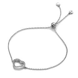 Obrázek è. 2 k produktu: Støíbrný náramek Hot Diamonds Love DL567