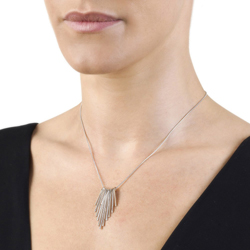 Obrázek è. 4 k produktu: Náhrdelník Hot Diamonds Icicle Statement