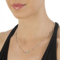 Obrázek è. 4 k produktu: Støíbrný náhrdelník Hot Diamonds Orbit