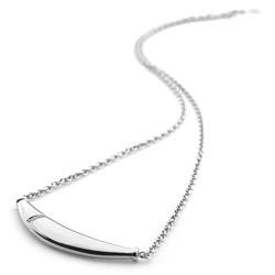 Obrázek è. 4 k produktu: Støíbrný náhrdelník Hot Diamonds Belle