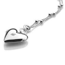 Obrázek è. 8 k produktu: Náhrdelník Hot Diamonds Just Add Love DP142