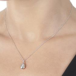 Obrázek è. 6 k produktu: Støíbrný pøívìsek Hot Diamonds Shooting Stars Teardrop