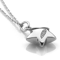 Obrázek è. 4 k produktu: Støíbrný pøívìsek Hot Diamonds Shooting Stars Star