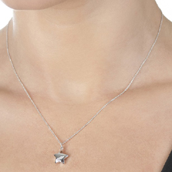 Obrázek è. 6 k produktu: Støíbrný pøívìsek Hot Diamonds Shooting Stars Star