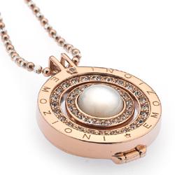 Stříbrný náhrdelník Hot Diamonds Emozioni DP447EC223CH019