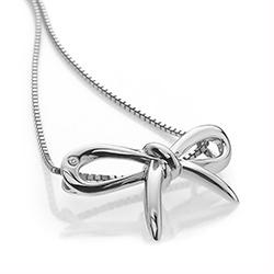 Obrázek è. 2 k produktu: Støíbrný pøívìsek Hot Diamonds Flourish