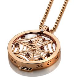 Støíbrný náhrdelník Hot Diamonds Emozioni DP485CH007EC131