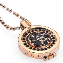 Obrázek è. 2 k produktu: Støíbrný náhrdelník Hot Diamonds Emozioni DP485EC225CH019