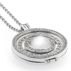 Støíbrný náhrdelník Hot Diamonds Emozioni DP486EC222CH025