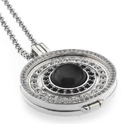Obrázek è. 6 k produktu: Støíbrný náhrdelník Hot Diamonds Emozioni DP486EC222CH025