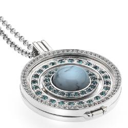 Støíbrný náhrdelník Hot Diamonds Emozioni DP486EC240CH025