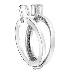 Obrázek è. 2 k produktu: Støíbrný pøívìsek Hot Diamonds Emozioni Reversible Coin Keeper