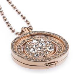 Støíbrný náhrdelník Hot Diamonds Emozioni DP557EC220CH019
