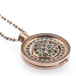 Obrázek è. 6 k produktu: Støíbrný náhrdelník Hot Diamonds Emozioni DP557EC220CH019
