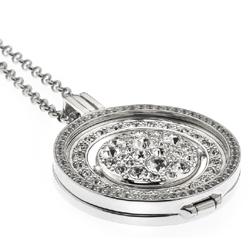 Støíbrný náhrdelník Hot Diamonds Emozioni DP486EC221CH025