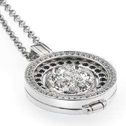 Obrázek è. 4 k produktu: Støíbrný náhrdelník Hot Diamonds Emozioni DP487EC224CH025