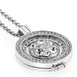 Obrázek è. 2 k produktu: Støíbrný náhrdelník Hot Diamonds Emozioni DP487EC227CH025