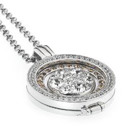 Obrázek è. 4 k produktu: Støíbrný náhrdelník Hot Diamonds Emozioni DP487EC227CH025