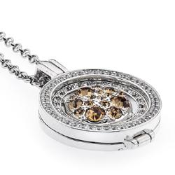 Obrázek è. 6 k produktu: Støíbrný náhrdelník Hot Diamonds Emozioni DP487EC227CH025