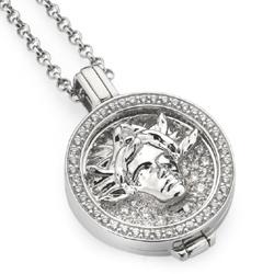 Støíbrný náhrdelník Hot Diamonds Emozioni DP487EC231CH025