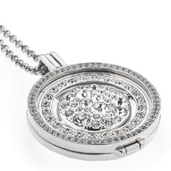 Obrázek è. 2 k produktu: Støíbrný náhrdelník Hot Diamonds Emozioni DP486EC244CH025