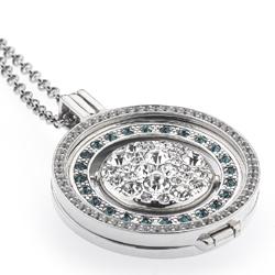 Obrázek è. 4 k produktu: Støíbrný náhrdelník Hot Diamonds Emozioni DP486EC244CH025