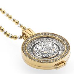 Støíbrný náhrdelník Hot Diamonds Emozioni DP558EC245CH046