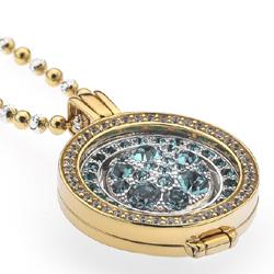 Obrázek è. 2 k produktu: Støíbrný náhrdelník Hot Diamonds Emozioni DP558EC245CH046